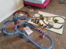 Thomas&Friends trackmaster sets (4) in Fort Campbell, Kentucky