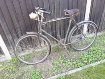 Vintage Raleigh...1950's in Lakenheath, UK