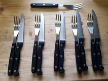 11 PC fork and knife set in Ramstein, Germany