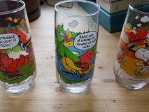 charle brown 3pc glass set in Ramstein, Germany