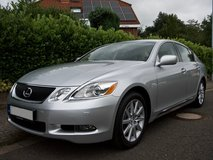 Lexus GS 300 GS300 Automatic RHD 2007 Fully Loaded Brandnew Inspection in Baumholder, GE