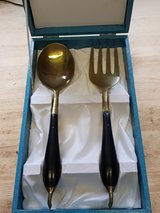 salad fork set old in Ramstein, Germany