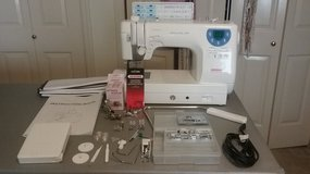 SEWING MACHING JANOME 6300 in Clarksville, Tennessee