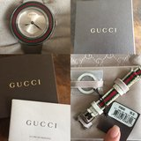 "Authentic Gucci ""play"" watch in Stuttgart, GE"