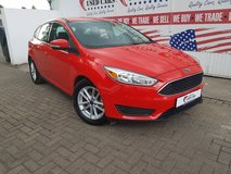 2017 Ford Focus SE Hatchback in Ramstein, Germany