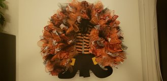 Witch wreath in Camp Pendleton, California