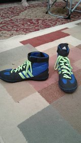 Adidas Wrestling Shoes size 8.5 in Naperville, Illinois