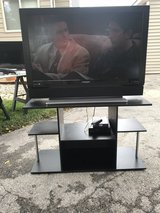 42 inch flat screen tv with stand in Elizabethtown, Kentucky