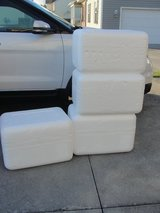 VERY LARGE & VERY STURDY STYROFOAM CONTAINERS in Camp Lejeune, North Carolina