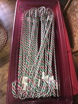 42 Candy Canes in Yorkville, Illinois
