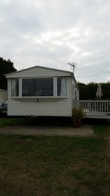 8 Berth Caravan kessingland beach in Lakenheath, UK