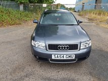 GREY 2004 AUDI A4 2.0 FSI  ESTATE PETROL AUTOMATIC in Lakenheath, UK