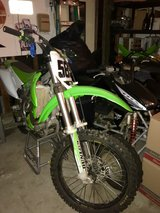 2006 Kawasaki KX450F in Camp Pendleton, California