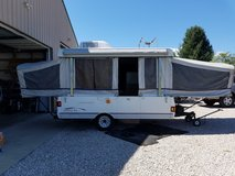 Camper in Fort Knox, Kentucky