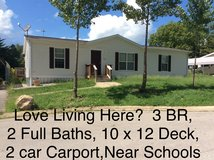 LOVE  LIVING  HERE? in Fort Leonard Wood, Missouri