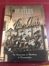 The Beatles with Tony Sheridan Star-Club DVD with 5 Picture Cards and Booklet in Naperville, Illinois