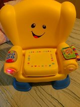 Fisher Price Activity Chair in Fort Sam Houston, Texas