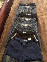 Girls pants size 10 in Travis AFB, California