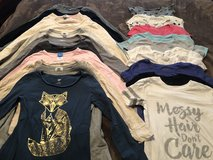 Girls shirts size 10 in Travis AFB, California