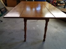 Dinning table in Coldspring, Texas