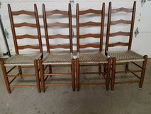 Ladder Back Chairs in Livingston, Texas