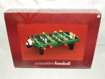 Executive Foosball Table Top Game NEW in Aurora, Illinois