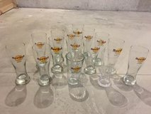 Hard Rock Cafe set of 15 Pilsner glasses in Carlisle, Pennsylvania