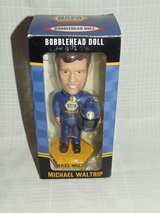 Michael Waltrip Bobblehead Doll NAPA Winston Cup Racing 2003 in Naperville, Illinois