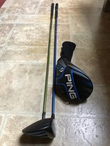 Ping G30 Driver with 2 shafts in Orland Park, Illinois