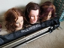 Paul Mitchell Tripod & Doll Heads in Oceanside, California