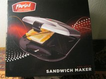 Sandwich Maker, electric, made by Parini in Lawton, Oklahoma