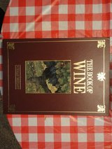 The Book Of Wine by Norman Bezzant - 400 pages, boxed hardcover and oversized in Tomball, Texas