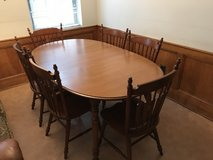 Dinning table in Kingwood, Texas