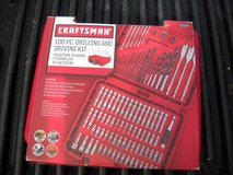 Craftsman 100 PC Bit and Drill Set in Ramstein, Germany