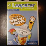 Leap Frog Leapster Mr Pencil's Learn to Write and Draw 4-8 yrs PreK-2nd Grade Complete in Naperville, Illinois