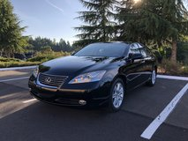 2008 LEXUS ES 350 BLACK/BLACK - MUST SEE!!! in Silverdale, Washington