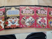 temporary tattoo 280 books 5 ea in Ramstein, Germany