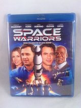 NEW Space Warriors Blu-Ray Danny Glover in Yorkville, Illinois