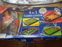 4 in 1 game center in Ramstein, Germany