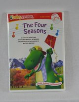 NEW Baby Genius The Four Seasons DVD + Bonus CD Age 0 - 48 Months Infant Toddlers in Plainfield, Illinois