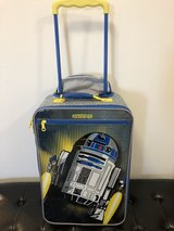 Star Wars suitcase in Ramstein, Germany