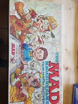 MAD board game in Ramstein, Germany