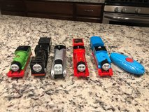 Thomas and Friends Motorized Trackmaster Trains in Naperville, Illinois