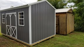 10'x16' Outdoor Storage Building... in Fort Leonard Wood, Missouri