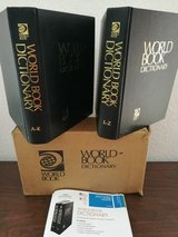 World Book Dictionary set in Ramstein, Germany