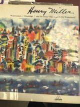 Henry Miller Watercolors Drawings in St. Charles, Illinois