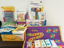 World Book Welcome to Reading in Ramstein, Germany