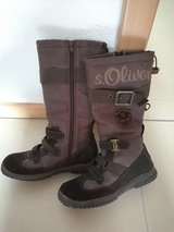 s'Oliver winter boots in Ramstein, Germany