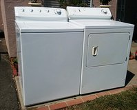 WASHER AND GAS DRYER SET in Camp Pendleton, California