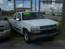 CHEVY 1500 EXTENDED CAB AUTO COLD AIR~REDUCED~ in Camp Lejeune, North Carolina